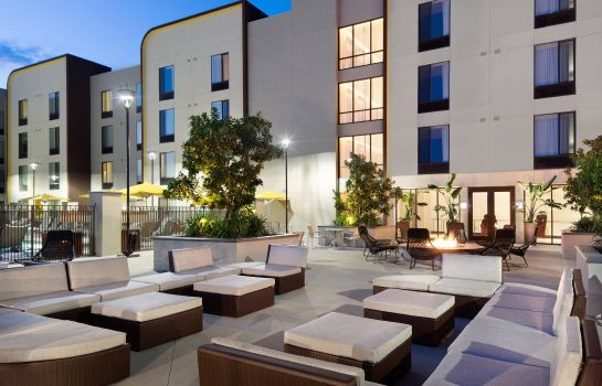 Außenansicht SpringHill Suites Los Angeles Burbank/Downtown