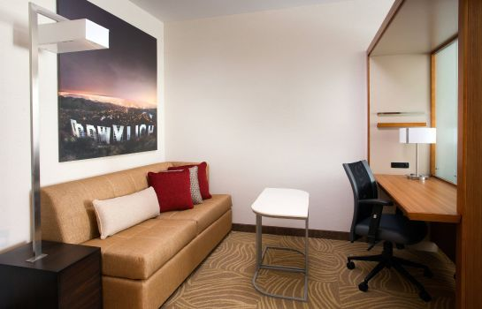 Suite SpringHill Suites Los Angeles Burbank/Downtown