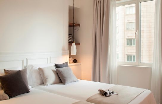 Double room (standard) Dear Hotel Madrid