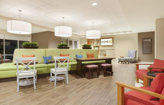 Hotelhalle Home2 Suites by Hilton Canton