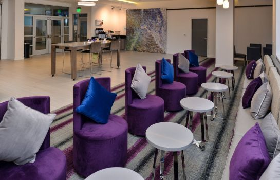 Hotelhalle Holiday Inn Express & Suites SAN DIEGO - MISSION VALLEY