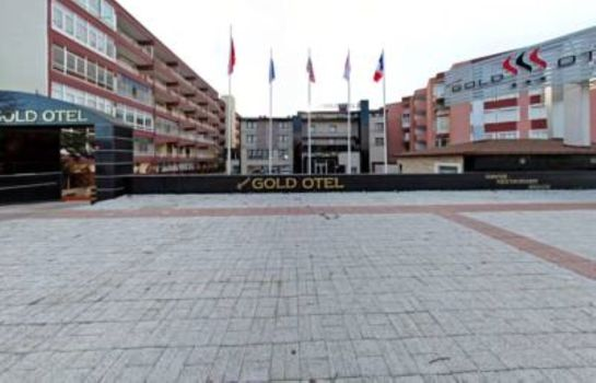 Vista exterior Grand Gold Otel