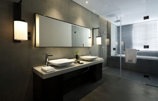 Bagno in camera Ease House