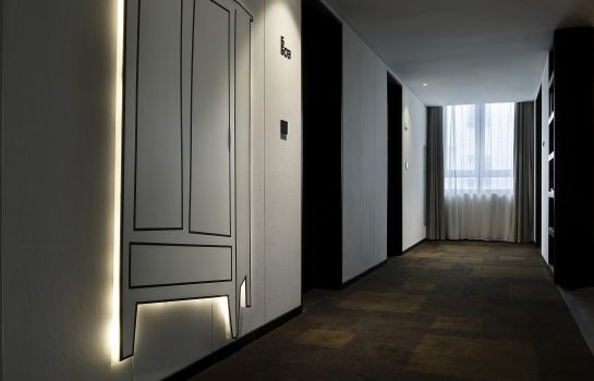 Vista all'interno Ease House