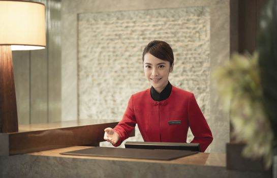 Vestíbulo del hotel HUALUXE Hotels and Resorts NANCHANG HIGH-TECH ZONE