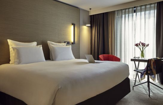 Room Pullman Paris Roissy-CDG Airport