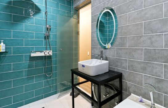 Bathroom Home Hotel Pusan