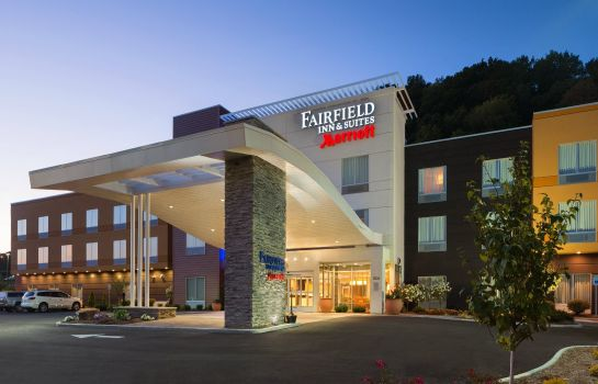 Exterior view Fairfield Inn & Suites Athens