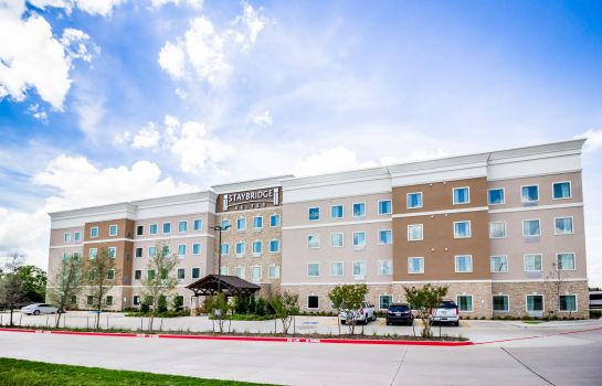 Vista esterna Staybridge Suites PLANO FRISCO