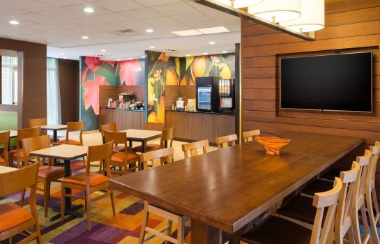 Restaurant Fairfield Inn & Suites Athens