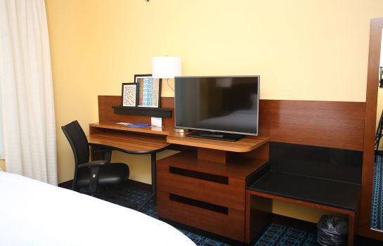 Zimmer Fairfield Inn & Suites East Grand Forks