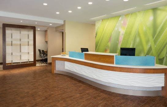 Hotelhal SpringHill Suites Tuscaloosa
