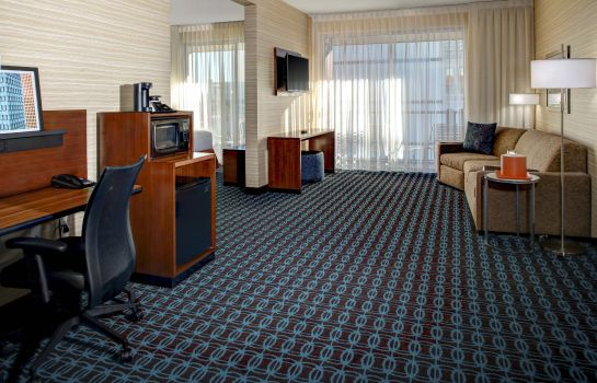 Suite Fairfield Inn & Suites Los Angeles LAX/El Segundo
