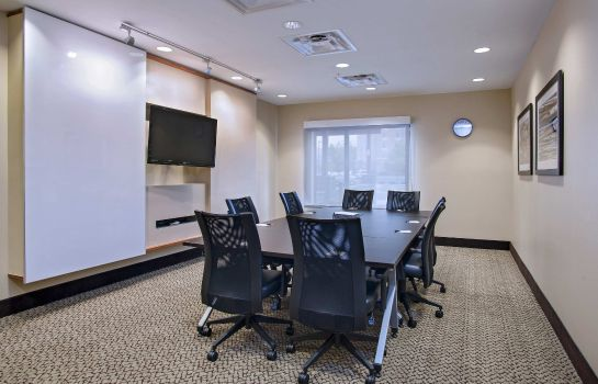 Conference room TownePlace Suites Billings