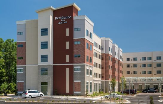 Buitenaanzicht Residence Inn Raleigh-Durham Airport/Brier Creek
