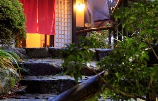 Vista exterior (RYOKAN) Yutorelo-an (Enjoy 4 Seasons & Private Hot Spring)