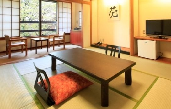 Habitación doble (estándar) (RYOKAN) Yutorelo-an (Enjoy 4 Seasons & Private Hot Spring)