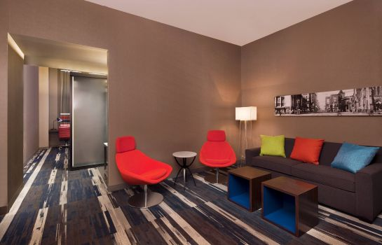 Suite Aloft Detroit at The David Whitney