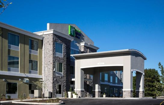 Vista esterna Holiday Inn Express & Suites HARRISBURG S - NEW CUMBERLAND