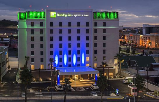 Exterior view Holiday Inn Express & Suites CHIHUAHUA JUVENTUD