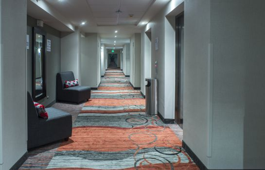 Lobby Holiday Inn Express & Suites CHIHUAHUA JUVENTUD