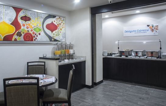 Restaurant Holiday Inn Express & Suites CHIHUAHUA JUVENTUD