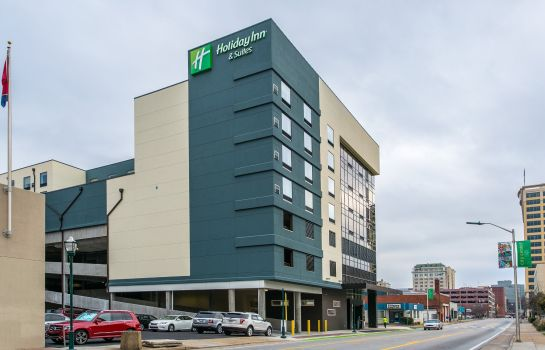 Buitenaanzicht Holiday Inn & Suites CHATTANOOGA DOWNTOWN
