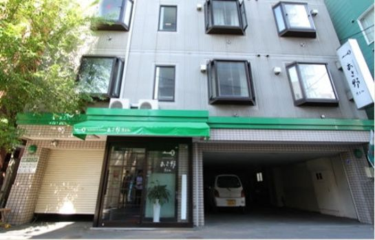 Vista exterior Asano Hotel Business & Weekly