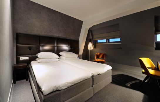Chambre double (standard) Amsterdam Forest Hotel