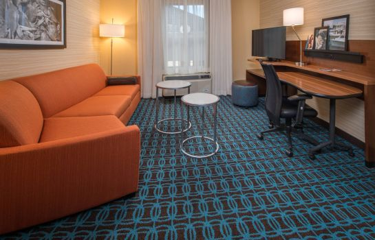 Zimmer Fairfield Inn & Suites Easton