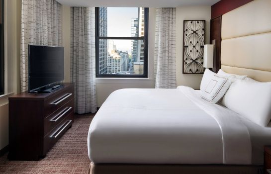 Suite Residence Inn Chicago Downtown/Loop