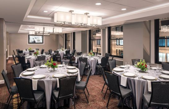 Sala de reuniones Residence Inn Chicago Downtown/Loop