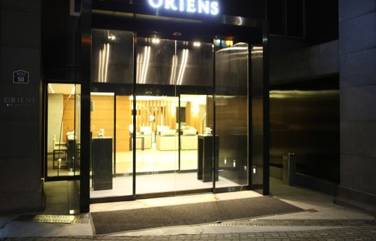 Vue extérieure Oriens Hotel & Residence Myeongdong