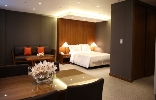 Chambre double (standard) Oriens Hotel & Residence Myeongdong