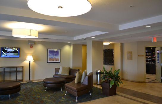 Hall Candlewood Suites ST. CLAIRSVILLE