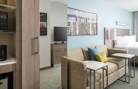 Suite SpringHill Suites San Diego Downtown/Bayfront