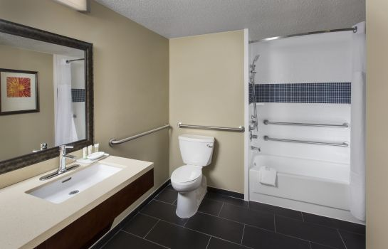 Badkamer Staybridge Suites ATLANTA - MIDTOWN