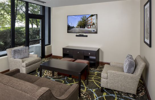 TV-ruimte Staybridge Suites ATLANTA - MIDTOWN