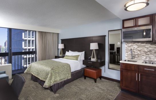 Tweepersoonskamer (standaard) Staybridge Suites ATLANTA - MIDTOWN