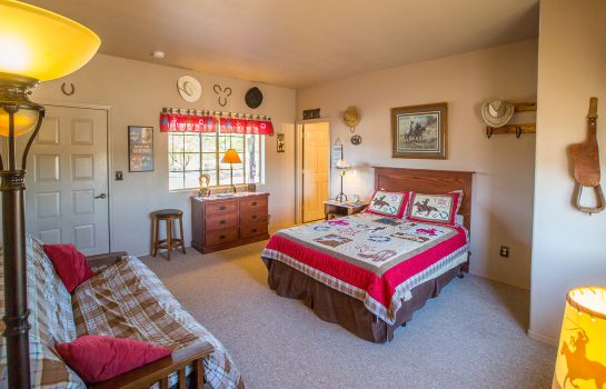 Doppelzimmer Standard Stagecoach Trails Guest Ranch