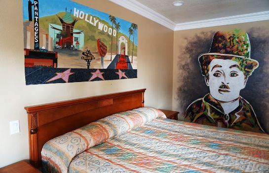 Standaardkamer Hollywood Inn Express North