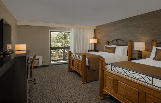 chambre standard Riverhouse on the Deschutes