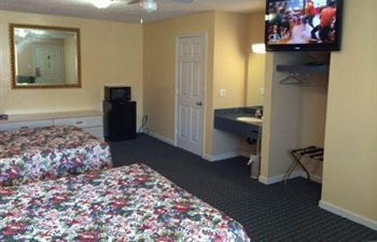 Standaardkamer American Star Inn & Suites Atlantic City