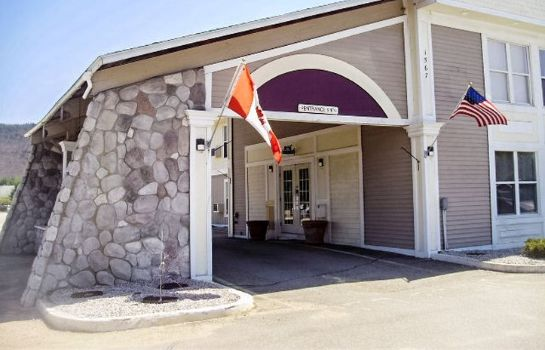 Buitenaanzicht Quality Inn North Conway