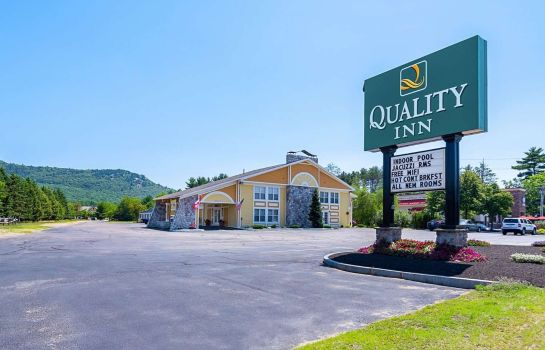 Vue extérieure Quality Inn North Conway