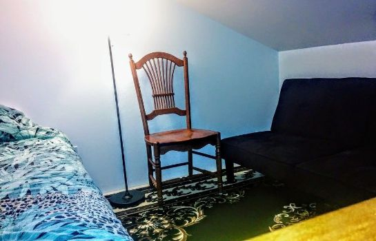 chambre standard Hamakua Guest House and Camping Cabanas