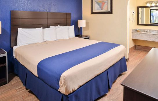 Chambre Americas Best Value Inn-Medical Center Downtown