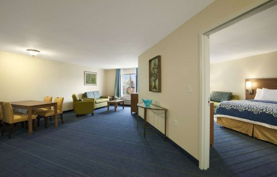 Suite Days Inn & Suites Altoona