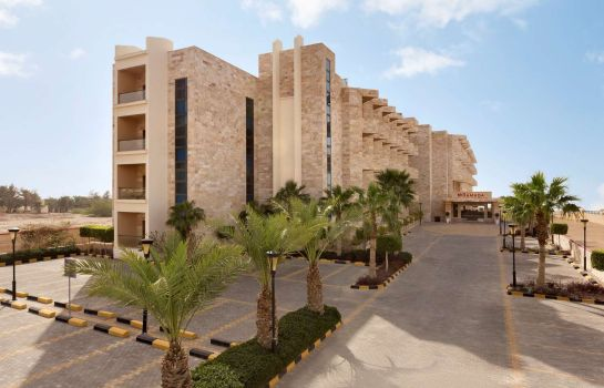 Exterior view Ramada Resort Dead Sea