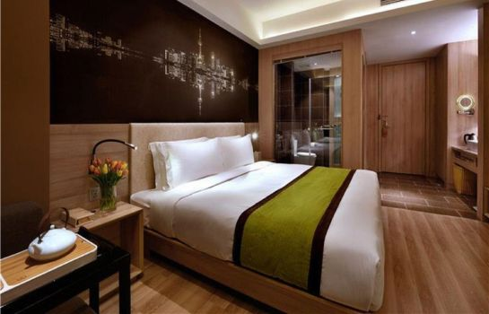 Single room (superior) Atour Hotel Xujiahui